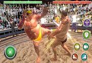 Real Sumo Fighting 2017: Superstars Wrestling Jeux