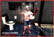 Zombie avant Morte cible ☠ Jeux