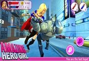 Amazing Hero Girl Jeux