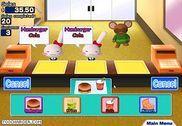Fast Food Zoo Jeux