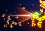 Ninja Slice Master : Stickman Neon Action Jeux