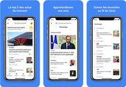 Google Actualités iOS Maison et Loisirs