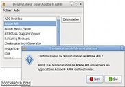 Désinstalleur pour Adobe AIR Utilitaires