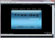 Free DWG Viewer Multimédia