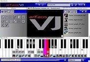 ArKaos VJ MIDI Multimédia
