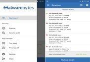 Malwarebytes Anti-Malware Android Sécurité & Vie privée