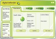 Digital Defender Antivirus Free Sécurité & Vie privée