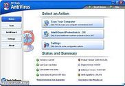 PC Tools AntiVirus Sécurité & Vie privée