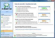 PC Security Test 2013 Sécurité & Vie privée