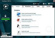 VirusKeeper 2009 Pro Sécurité & Vie privée