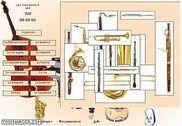 Les instruments de musique Education