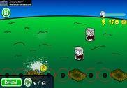 Zombie Marshmallow Defense Jeux