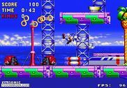 Open Sonic Jeux