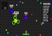 Spinner.io Fidget Online Jeux