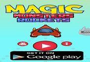 Magic Monster Rockets Jeux