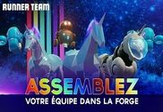 Robot Unicorn Attack 3 Jeux