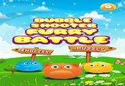 Bubble shooter bataille furry Jeux