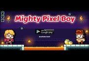 Mighty Pixel Boy: Retro Arcade Jeux