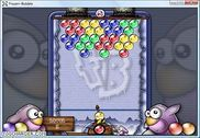 Enhanced Frozen Bubbles Jeux