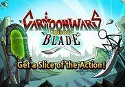 Cartoon Wars: Blade Jeux