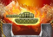 Defense Battle Jeux