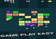 BallX Infinite Brick Jeux