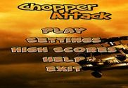 Chopper Attack - Helicopter Frenzy Jeux
