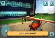 Square Air: Simulateur d'Avion Jeux