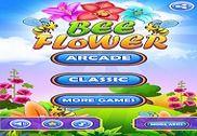 Fleurs d'abeilles Jeux