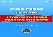 Cute roses rescue Jeux