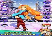 Amie virtuelle 3D * anime Jeux
