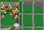 Monkey Bubble Jeux