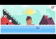Surfingers Jeux