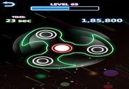Fidget Spinner Swipe Simulator 3D 2017 Jeux