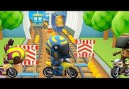 Subway Moto Bike Runner Jeux