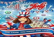 4th of July - American Bingo Jeux