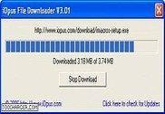 iOpus File and Website Downloader Internet
