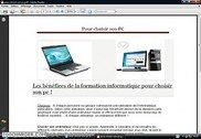 Bien choisir son PC Informatique