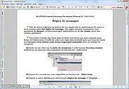 Règle de message Outlook  Informatique
