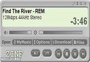 Zinf Audio Player Multimédia