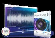 Ashampoo Music Studio 8 Multimédia