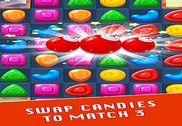 Friends Candy: Sweet Gummy Jeux