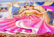 Royal Princess Dressup Salon Jeux