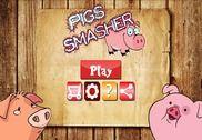 Aplasta Cerdos : Pigs Smasher Jeux