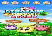 Histoire dinosaure bulle Jeux