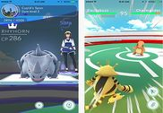 Pokémon Go iOS Jeux
