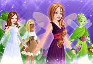 Petites fées – Jeu d'habillage Jeux