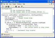 HF ExeScript Programmation