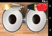 Timbales Pad Jeux