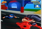 Miraculous LADYBUG adventure 3D Jeux